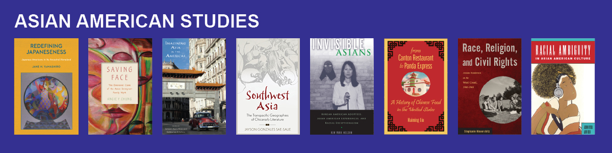 The Asian American Studies Today series will publish quality books on  cutting-edge themes and issues. We are eager to consider original  scholarship, ...