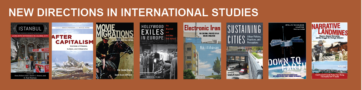 New directions in international studies rutgers university press this series highlights innovative new approaches to the study of the local and global as well as multiple forms of identity and difference fandeluxe Images